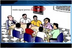 会议室手机信号屏蔽器解决方案