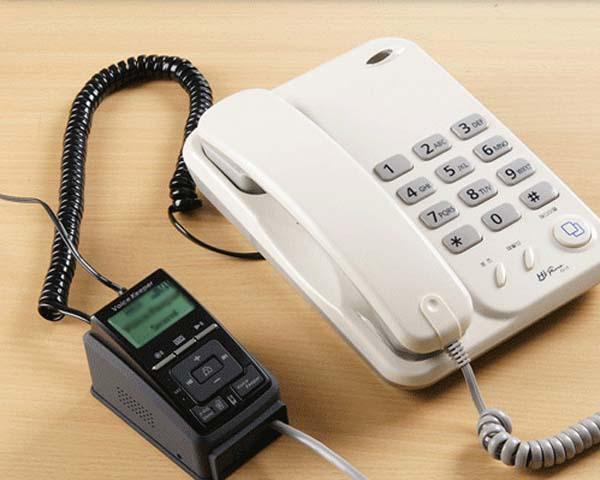 固定电话防窃听