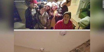 可怕!众多酒店被曝暗藏直播摄像头